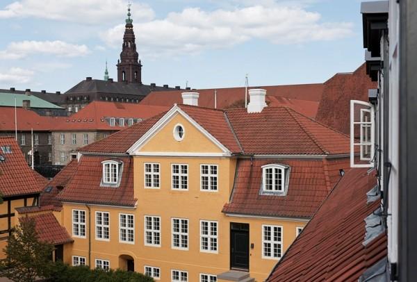 Fæstningens Materialgård in the centre of Copenhagen - home of DAC and venue for the MAB14 pre-event (Photo: Realdaniabyg.dk).