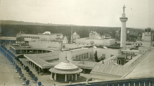 Danish National Exhibition in Aarhus in 1909 (photo: visitaarhus.dk)