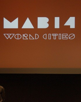 MAB14 is over. Until the next biennale, enjoy papers, photos and a few videos from the event (photo: Wolfgang Leeb)